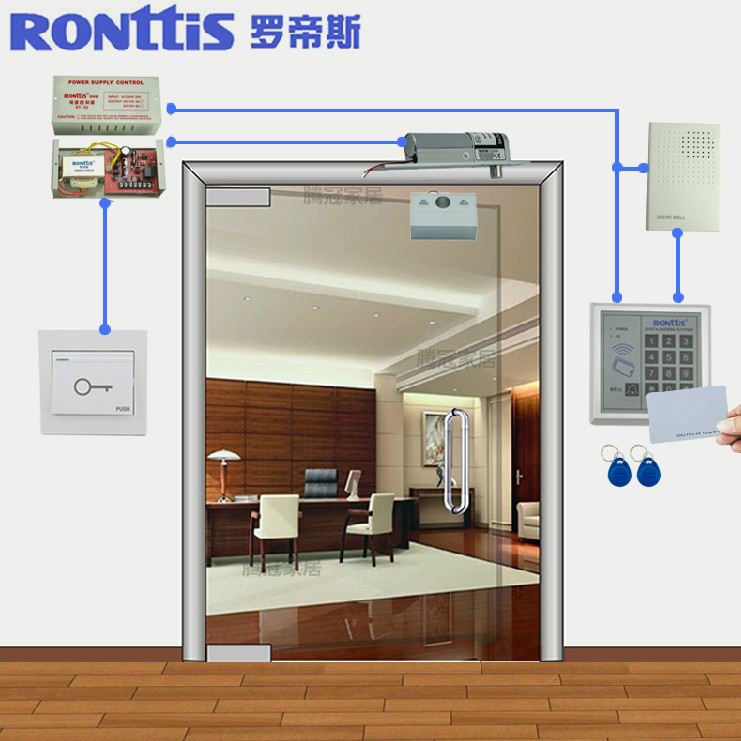 Usd 6322 Ronttis Luo Dsm Access Control System Door Lock Magnetic