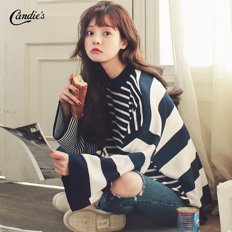 2016冬季韩版加厚款修身半高领套头打底纯色长袖针织衫紧身女毛衣