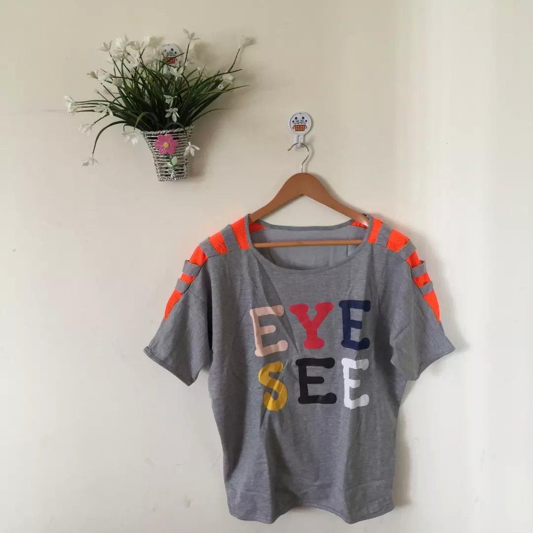 2件套2015女装新款韩版大码短袖蝙蝠衫夏装t恤女宽松t体恤衫女