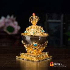 Тибетский чайник Будда буддист поставляет край