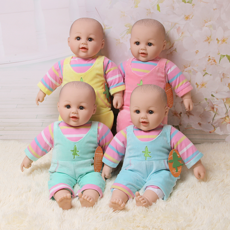 Soft simulation baby doll housekeeper care yuesao training early pregnancy  toys children baby gift 65efe265c
