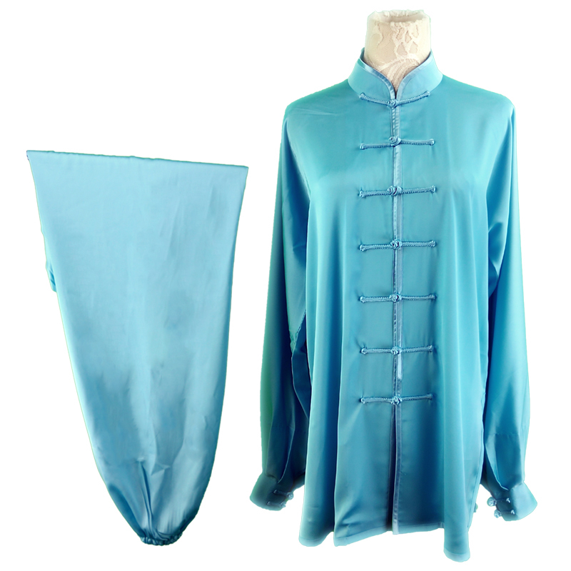 Tai Chi Competition Clothes with Long Sleeves Chinese Martial Arts Clothes Kungfu Clothe  Tai Chi