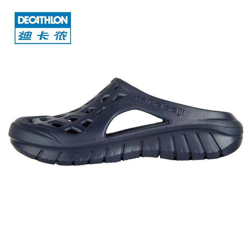 Следовать карта леннон плавать движение взрослый мужчина ученый сандалии прохладно торможение шлепанцы отверстие обувь NABAIJI k