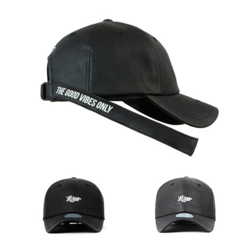 South Korea genuine flipper baseball cap men and women cortical star with  the same paragraph bend b765ed32991
