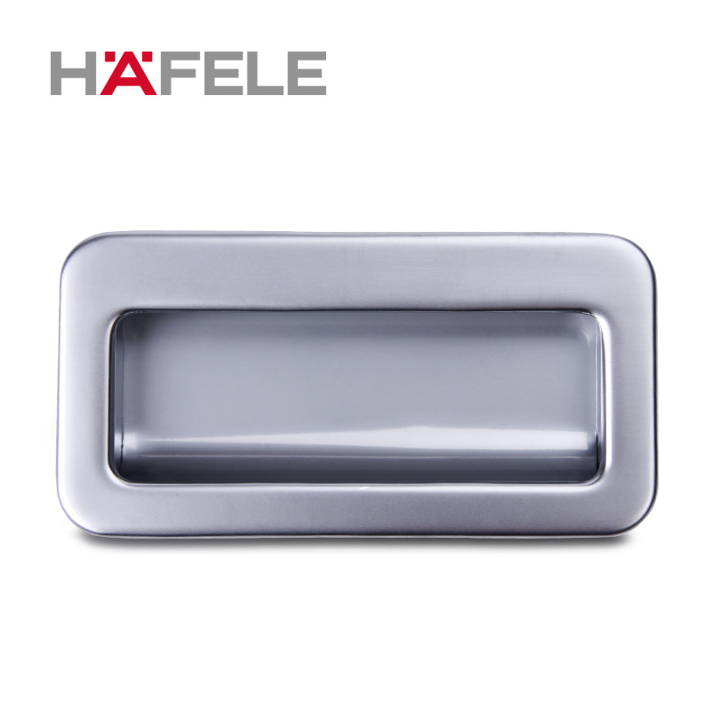 USD 16.07] Häfele Hafele Hidden Wardrobe door handle modern simple ...