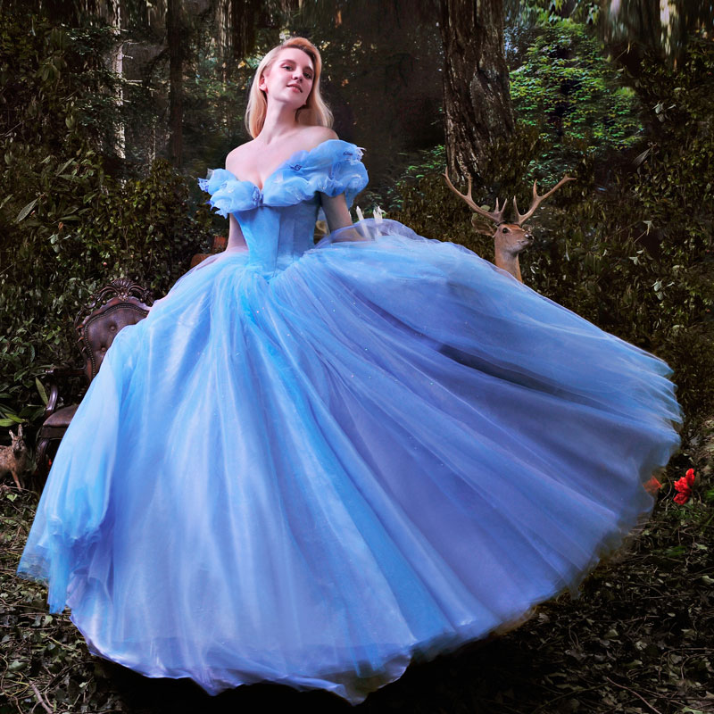 3fdf38e662826 Cinderella wedding dress 2019 Bride Wedding Princess dream sweet new Qi  palace wedding dress