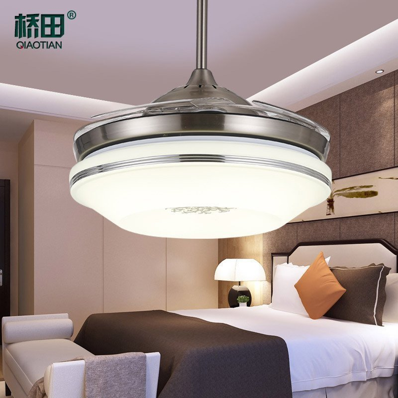 Usd 26234 bridge tin stealth ceiling fan light modern fashion home lightbox moreview lightbox moreview aloadofball Image collections