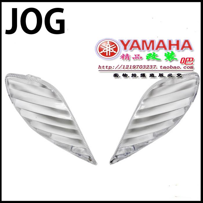 YAMAHA JOG50 6代前转灯壳 EVO外壳 老鼠怪前转向灯外壳