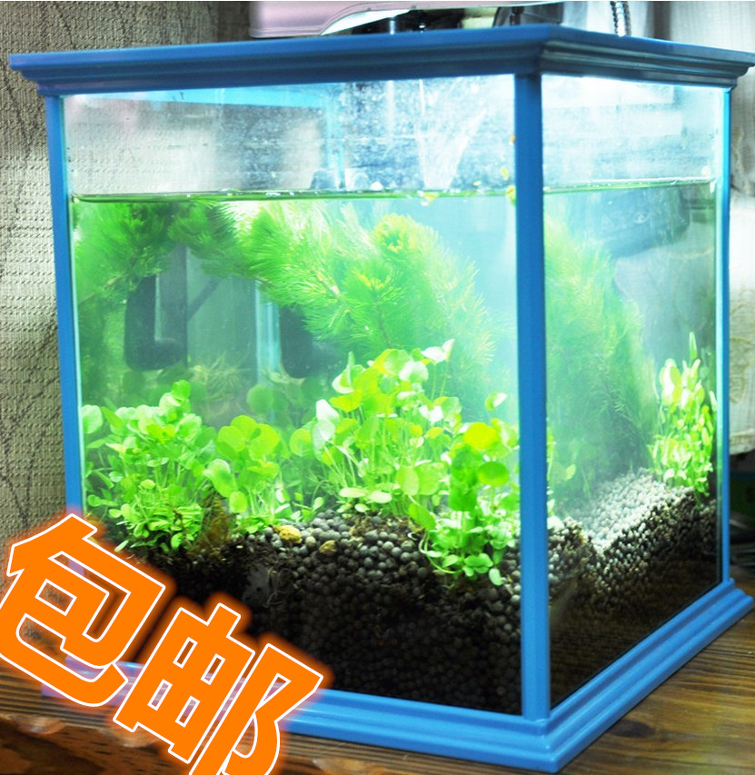 鱼缸水族箱 森森新款生态超白玻璃1.2米鱼缸中大型鱼缸