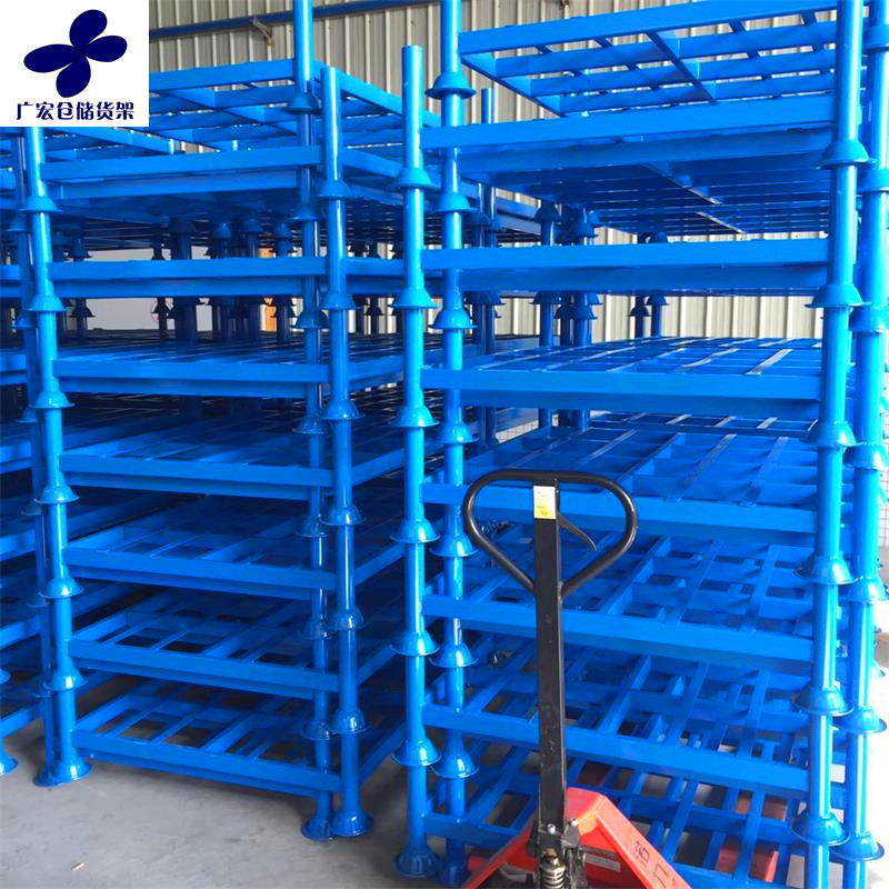 Cold Storage Dedicated Steel Tray Freeze Library Does Not Rust Specially  Designed Stacking Floor Rack Laser