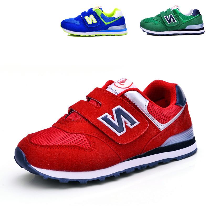 2015春季新款男童女童鞋儿童N字运动鞋碎花帆布鞋休闲板鞋韩版潮