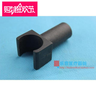 Diving wheelchair accessories wheelchair seat tube support slide blocks Y plastic piece of plastic bayonet fitting seat tube