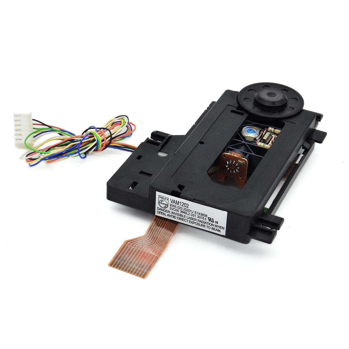 Philips CD VCD лазер глава VAM1202 1201 1202/12 общий CDM12.1 бритоголовый с подставкой сын