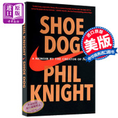 Shoe Dog - A Memoir By The Creator of Nike Phil Knight, English Paperback