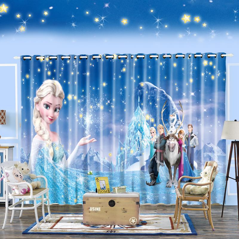 韩式定制窗帘成品特价客厅卧室纯色蕾丝飘窗落地遮阳全遮光窗帘布