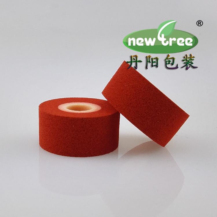 红色墨轮 35*15红色 打印日期 打码机墨轮|固体油墨轮