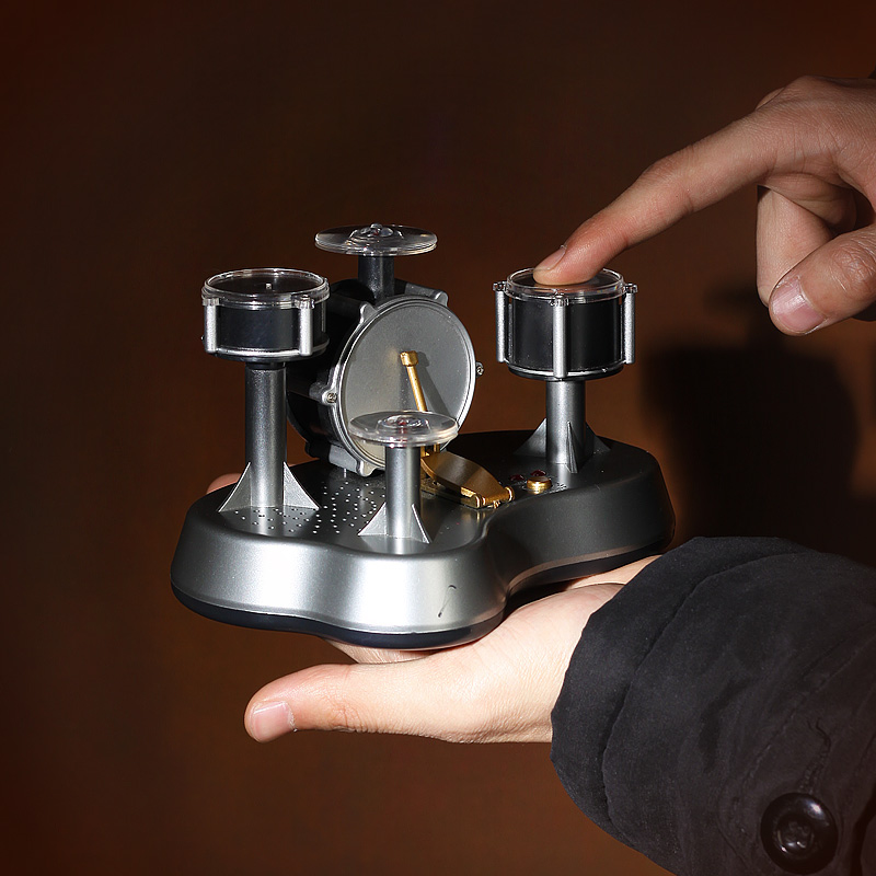 Markfeldstein коснуться стиль полка барабан мини полка барабан игрушка хорошо играть головоломка развлечения музыкальные инструменты