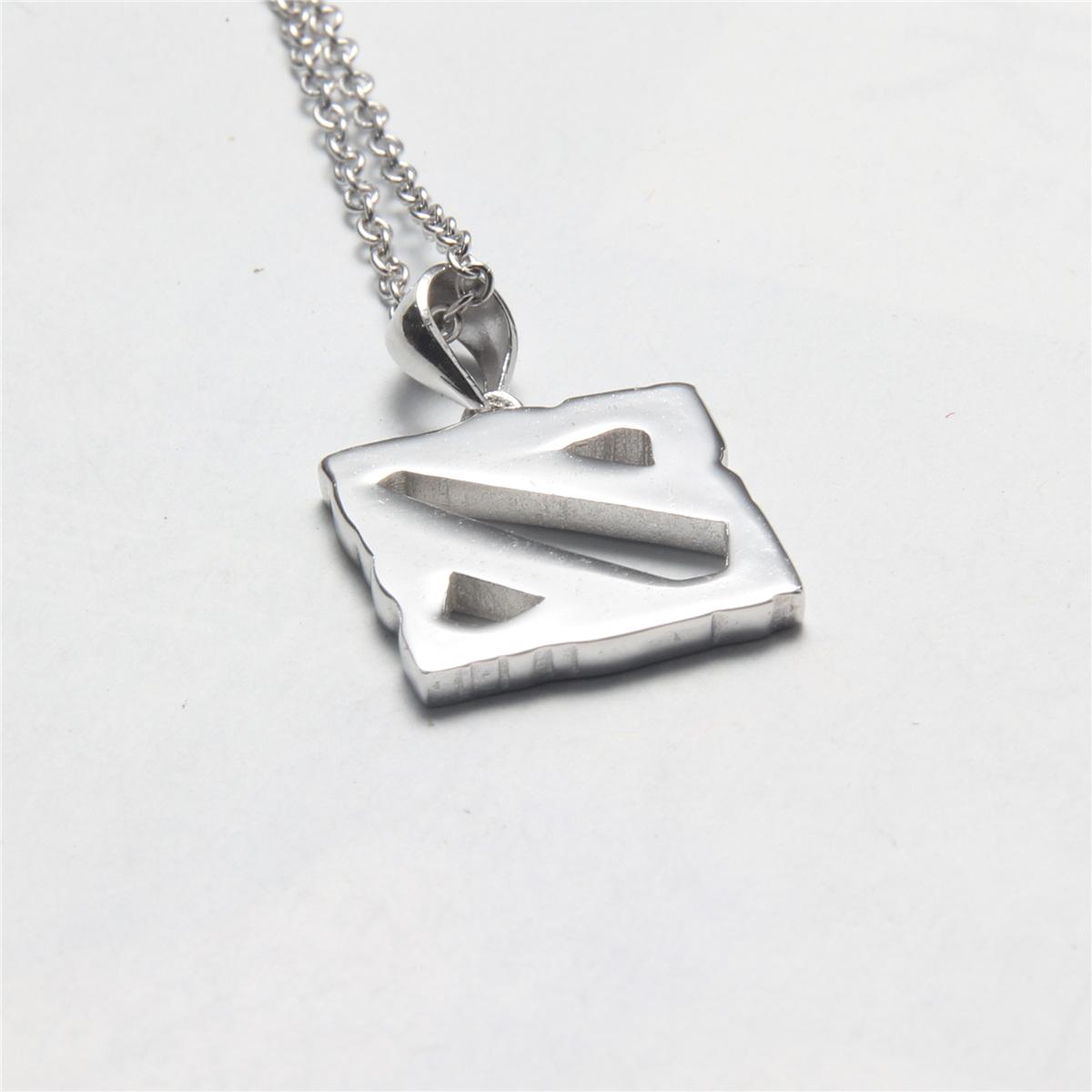 dota2联盟项链标志logo吊坠刀塔挂坠游戏周边饰品周边个性定制