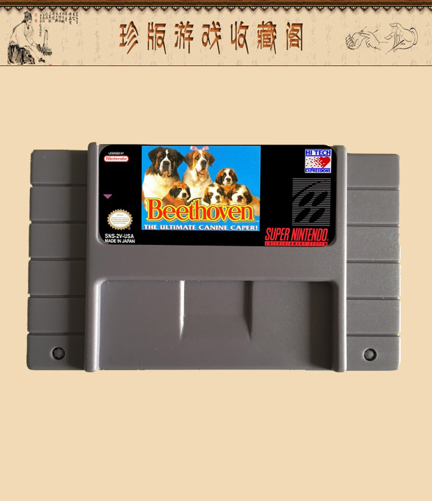 snes beethovens 2nd