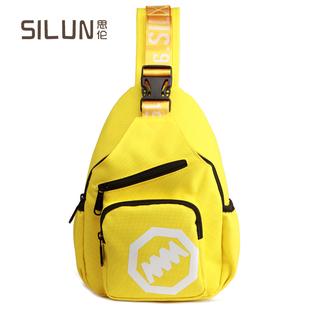 Грудь пакет мужчина холст сумку сумка карман мужской случайный фрахтование шаг мужчина малый пакет рюкзак грудь пакет прилив бренд