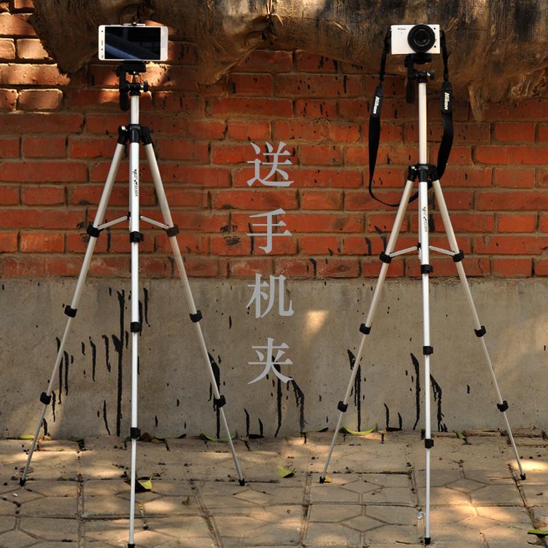 Большой пик WT3110A мобильный телефон штатив стоять фотографировать самому заказать полка слегка один перевернутый цифровой камера портативный штатив