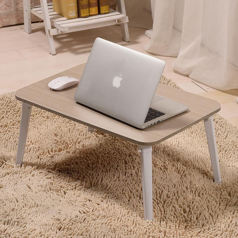 Bàn máy tính giường bảng máy tính xách tay đơn giản hiện đại gấp ký túc xá lười biếng bàn học bàn nhỏ