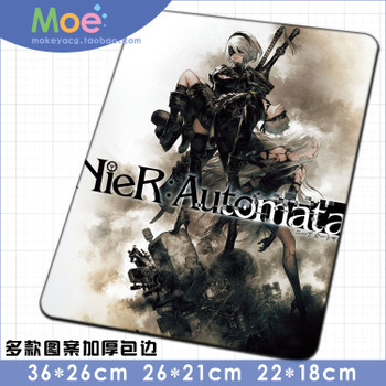 Neil shipping a variety of mechanical era Youer Ha 2B little sister animation game catcher mouse pad