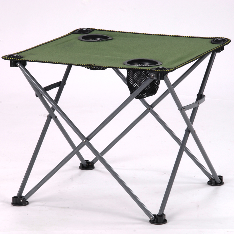 Folding Table Outdoor Small Cloth Table Fishing Table Picnic Table  Self Driving Table Camping Table