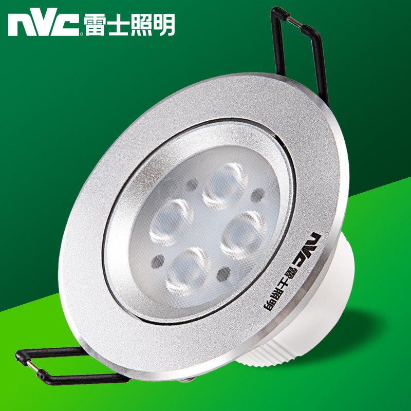 USD 39.66] NVC lighting led spotlights embedded downlight 3W cat\'s ...