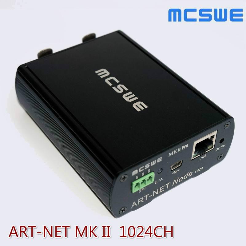 ArtNet Controller ART-NET Двунаправленная 1024-канальная DMX-сеть свет Программное обеспечение для моделирования 3D-консолей