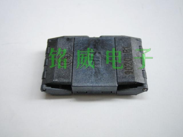 进口TSOP48 内存芯片测试座 980020-48-xx-p1 flash清空器