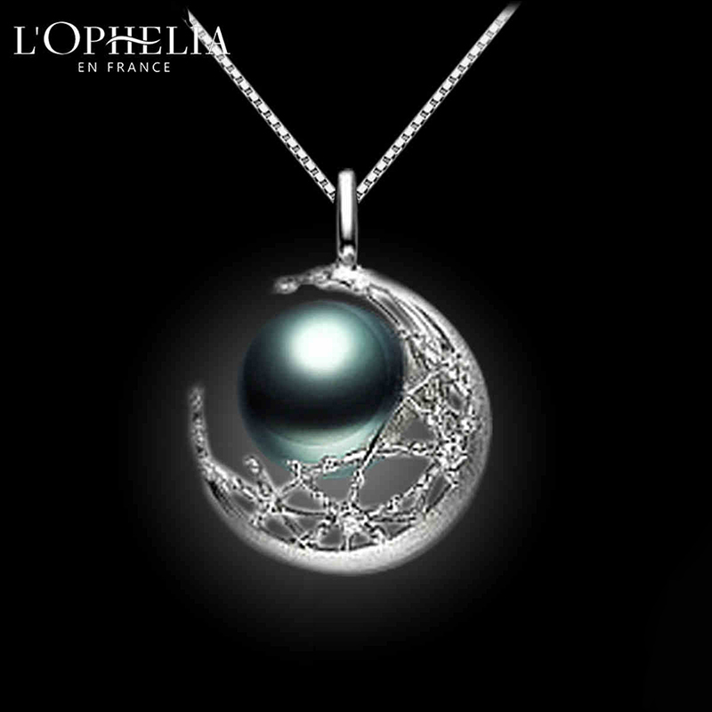 Usd 362841 lophelia saltwater tahitian black pearl pendant lophelia saltwater tahitian black pearl pendant necklace 18k gold jewelry gift for wife girlfriend aloadofball Image collections