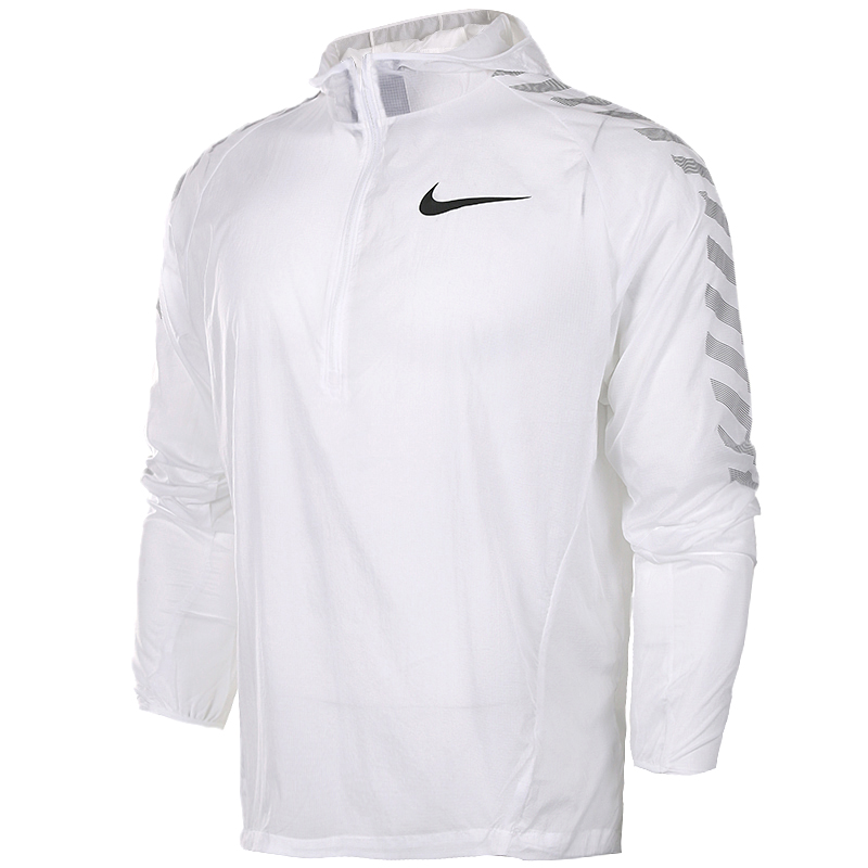 c2965351080b Nike jacket men s 2018 spring new thin section quick dry breathable  anti-hooded pullover 857801