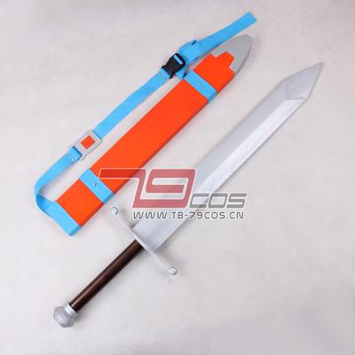 taobao agent 79COS props Dragon Ball Trunks Warriors Sword COSPLAY props custom
