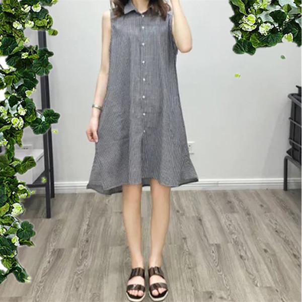 宇希外贸2016夏季新款女士时尚绣花纯棉牛仔衬衫中长款衬衣 夏