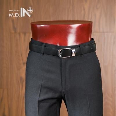 MBIN Người Anh Mỏng với len mùa hè phần mỏng quần tây giản dị của nam giới kinh doanh phù hợp với quần của nam giới chân quần Suit phù hợp