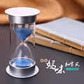 Hourglass timer drop resistance time of 60 minutes for children creative home living room decorations ornaments female birthday gift