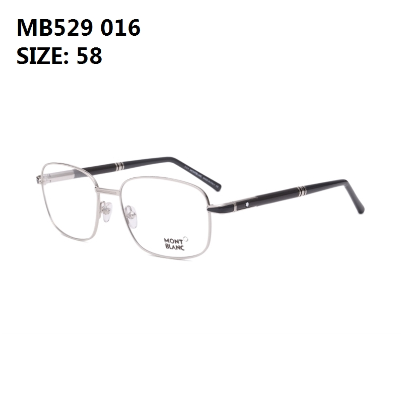 USD 508.84] Mont Blanc Montblanc glasses frame MB529 men and women ...