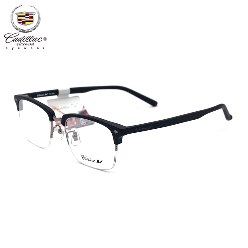 USD 130.29] Genuine Cadillac Cadillac spectacle frame men and women ...