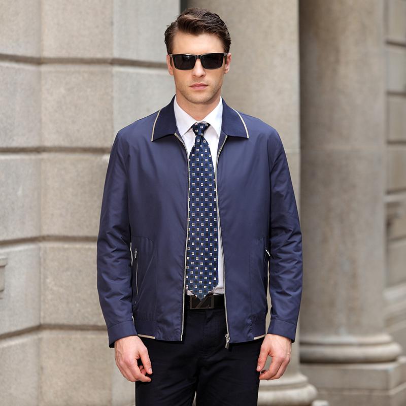 欧度古劳男装2016春巴宝莉专柜正品代购比华利保罗卡洛奇夹克外套