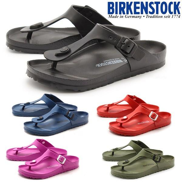 Authentic German Birkenstock Birkenstock Birken shoes Gizeh herringbone men  and women beach slippers waterproof eva 866b82ed380