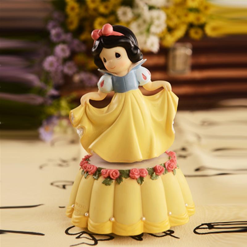 白雪公主音乐盒八音盒创意儿童节女生送儿童礼品朋友生日礼物女孩