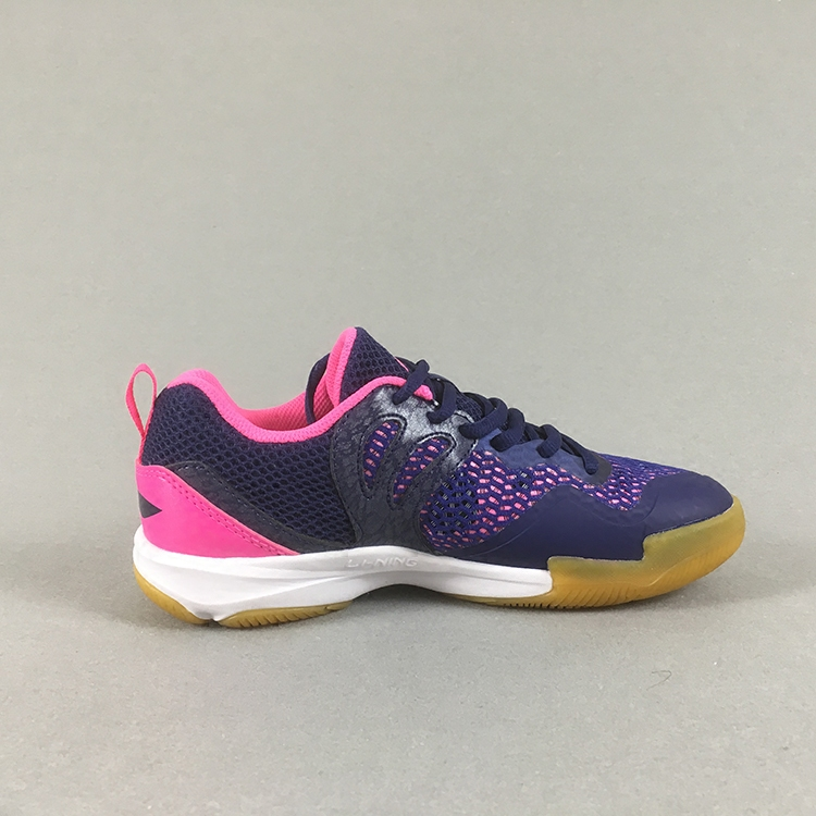 Li Ning badminton shoes women s shoes 2019 new wear-resistant anti-skid  support low 4679ddfdf