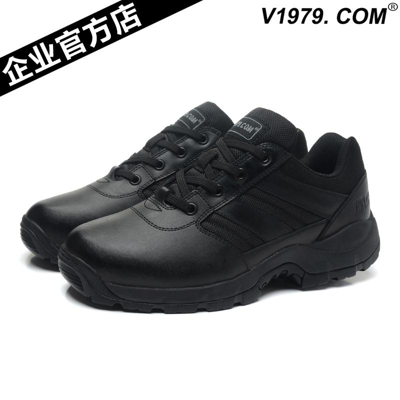 秋冬511低帮军靴男特种兵作战靴 户外沙漠战术靴登山靴陆战靴军鞋
