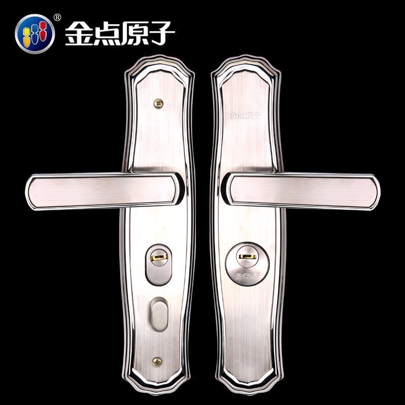 Fresh Gold dot Atom anti theft door lock ultra Class B C grade stainless steel door lock Ideas - Simple Elegant metal door lock Pictures