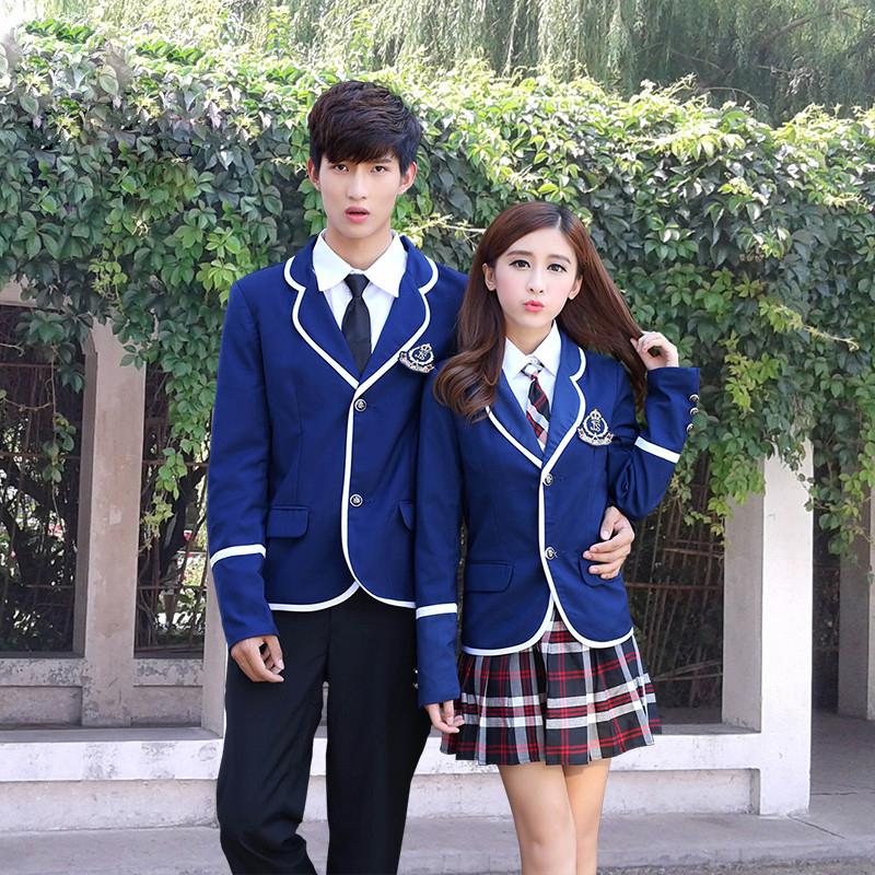 British College Wind Korean Version Of Junior High School