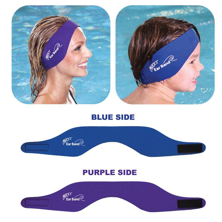 Подлинный сша Macks ухо заставка плавать затычка для ушей купаться водонепроницаемый группа уютный дети ребенок