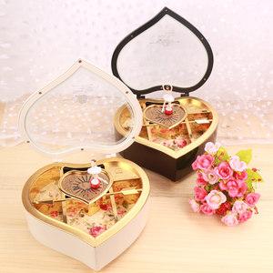 新年音乐盒八音盒跳舞生日礼物女生儿童送小女孩的女童欧式小礼品