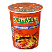 Thai Tom Yum Shrimp Instant Noodle Cup, 70g