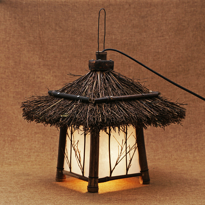 Usd 7073 chinese purple bamboo chandelier southeast asia bamboo chinese purple bamboo chandelier southeast asia bamboo lamp shade antique lantern japanese ancient town tea room aloadofball Choice Image